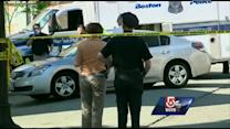 Police search for dark colored SUV in fatal Roxbury shooting