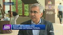 Temasek Tech firm valuations are moderating