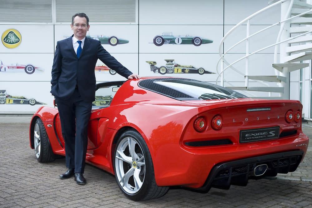 預見Lotus的未來,英國「Car」雜誌專訪品牌執行長Jean-Marc Gales