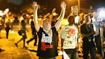 Protesters, Police Clash in Ferguson