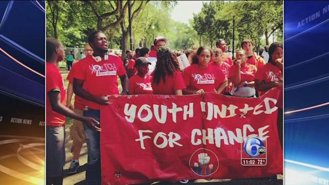 Local students return from March on Washington