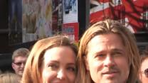 WOWtv - Brad Pitt and Angelina Posed as Married Couple in 2004