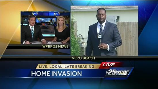 Victims in Vero Beach home invasion speak to WPBF 25 News