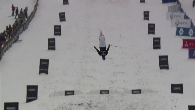Canada sweeps the boards in moguls at Lake Placid