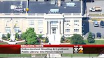 1 Injured In Police-Involved Shooting At Lyndhurst, N.J. Library