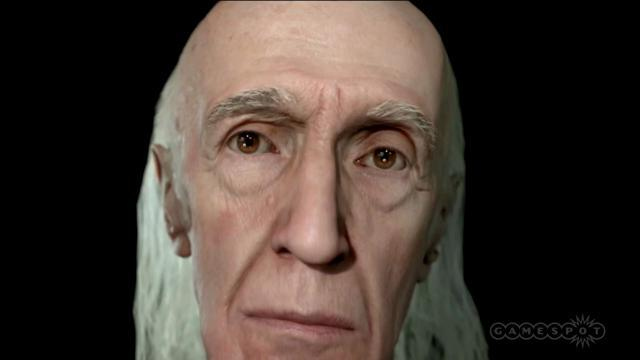 Quantic Dream's PlayStation 4 Stage Demo