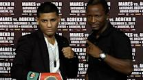 Press Conference: Mares-Agbeko II