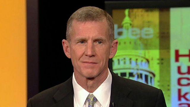Gen. McChrystal on chilling effects of defense spending cuts