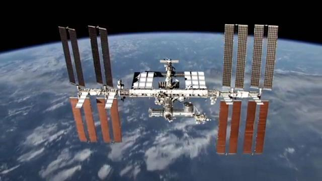 ISS COMPUTER ISSUES