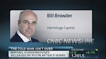 Russia is an 'uninvestable country': Browder