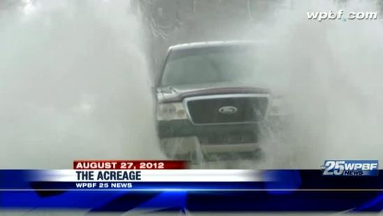 President signs 'disaster declaration' after Tropical Storm Isaac