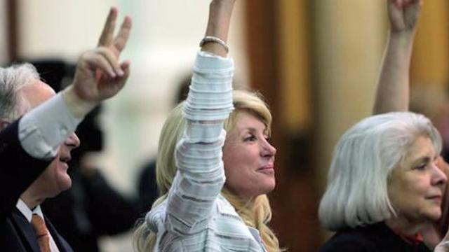Wendy Davis: Rising star of Texas