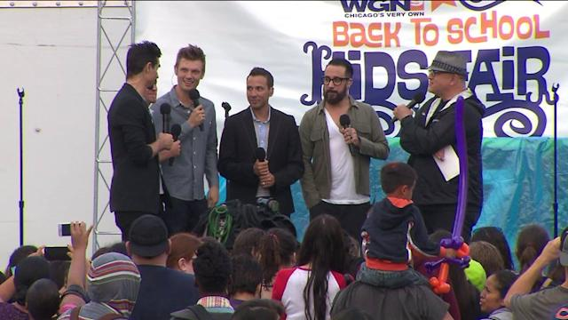 Backstreet Boys on New Documentary, Making Fun of Themselves