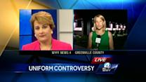 Parents speak out against new school uniform policy