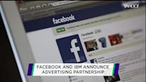 Facebook and IBM announce advertising partnership