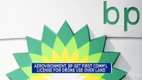 BP gets commercial drone use license