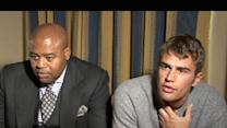 'Golden Boy' Stars Theo James And Chi McBride Talk New CBS Series