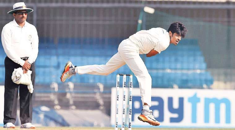 Gurbani's hat-trick in the final helped Vidarbha clinch the title