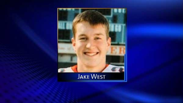 LaPorte teen Jake West collapsed on field, later died of enlarged heart
