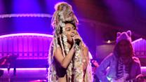 Miley Cyrus CRIES During SNL Performance & Announces Tour With The Flaming Lips!