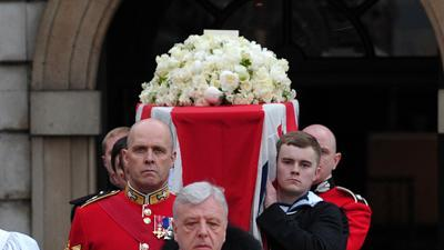 Britain's 'Iron Lady' Has Been Laid to Rest