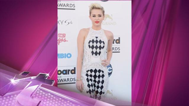 Entertainment News Pop: Miley Cyrus Debuts New Song