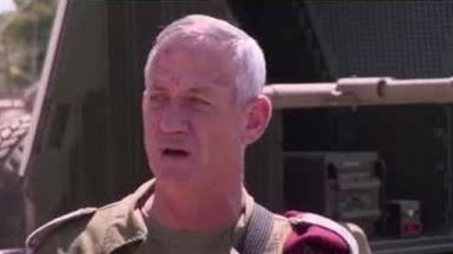 Israeli general weighs in on Gaza military operations