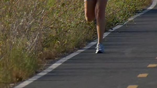 Female jogger fights off man who groped her