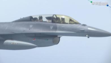 1個月內11次 中共軍機再闖我西南空域