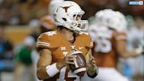 Texas QB Ash To Miss BYU Game