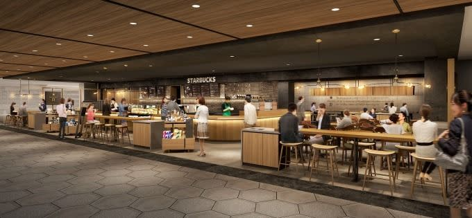 關西大阪Starbucks Reserve Bar