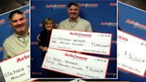 Arkansas Couple Wins Lottery Twice in One Day