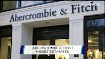Abercrombie & Fitch jumps; Costco falls; Broadcom & Avago merge