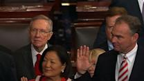 Raw: Senators Sworn in for 113th Congress