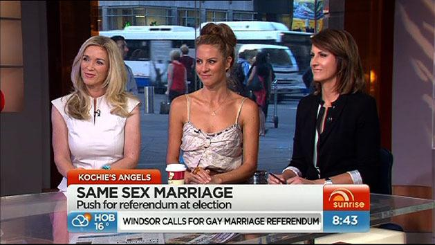 Kochie's Angels - April 29