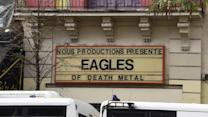 Eagles of Death Metal Finish Tour Stopped by Terrorists