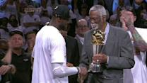 Finals MVP: LeBron James