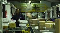 FedEx Preps For Its Busiest Shipping Day Ever