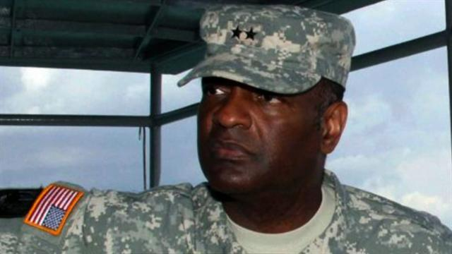 General suspended for not reporting sex assault case