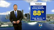 CBSMiami.com Weather @ Your Desk 5-24-15 8 AM