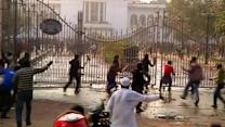 Protests against Bangladesh election turn violent