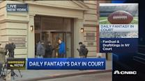 FanDuel & DraftKings in NY court
