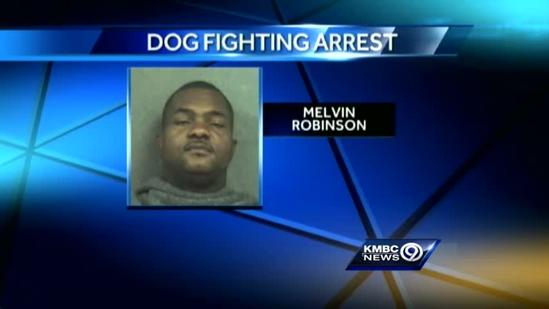 2 KCK men arrested in dogfighting case