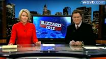Blizzard slams Cape Cod