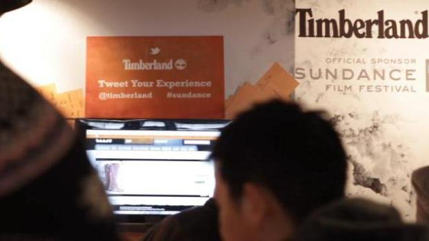 Timberland Gets Social at the 2012 Sundance Film Festival