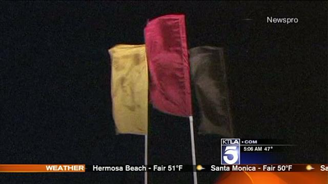 Red Flag Warning Issued for Los Angeles and Ventura Counties
