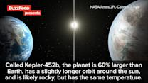 NASA Discover Planet That Closely Resembles Earth