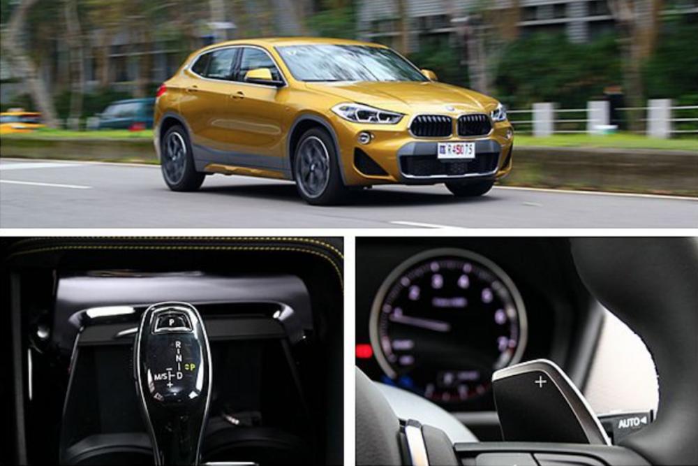 嶄新 7 速雙離合器變速系統,提供 BMW X2 快捷的傳輸性能,輕快且迅速的換檔反應讓人印象深刻。
