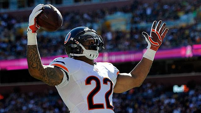 Can Matt Forte carry the load without Cutler?