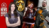 Half-Life 2 Remastered & Borderlands Remaster Suffers Issues! - GS Daily News